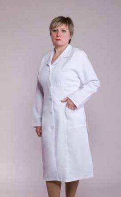 Жіночий медичний халат 1102