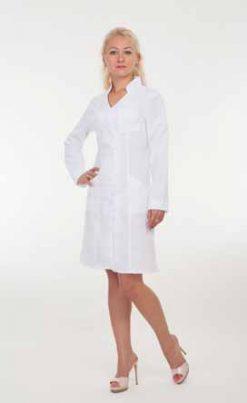 Жіночий медичний халат 1106