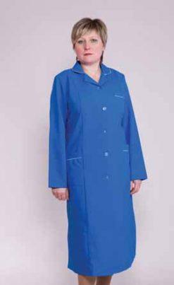 Жіночий медичний халат 1115