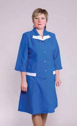 Жіночий медичний халат 1116