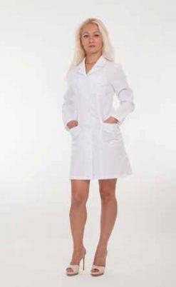 Жіночий медичний халат 1121