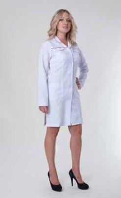 Жіночий медичний халат 1122