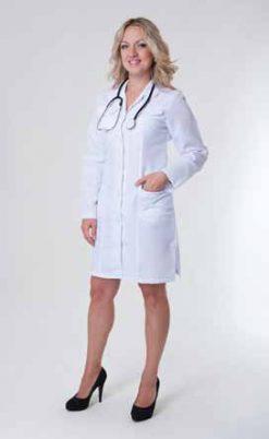 Жіночий медичний халат 1123
