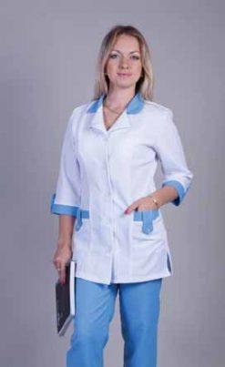 Жіночий медичний костюм 1211