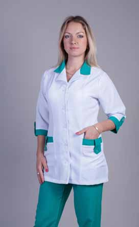 Жіночий медичний костюм 1212