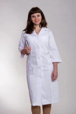 Жіночий медичний халат 2101