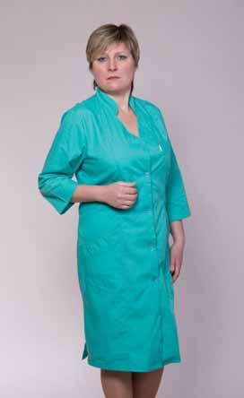 Жіночий медичний халат 2115