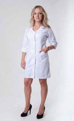 Жіночий медичний халат 2118