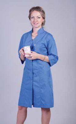 Жіночий медичний халат 2120