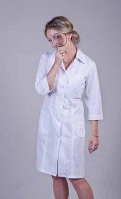 Жіночий медичний халат 2122