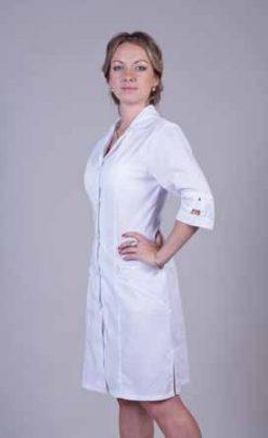 Жіночий медичний халат 2123