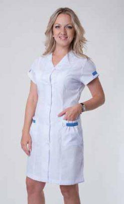 Жіночий медичний халат 2126