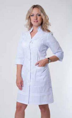 Жіночий медичний халат 2131