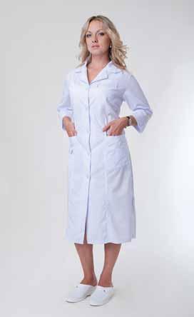 Жіночий медичний халат 2132