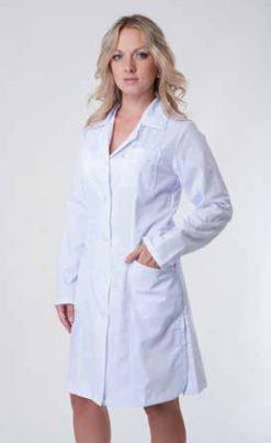 Жіночий медичний халат 2134