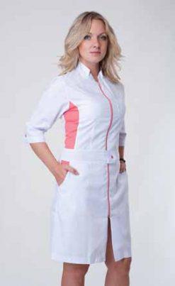 Жіночий медичний халат 2137