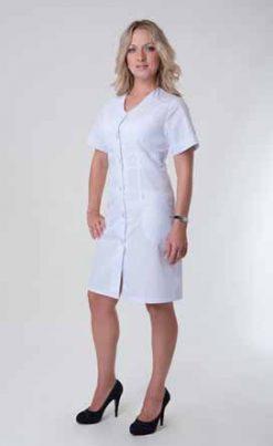 Жіночий медичний халат 2138