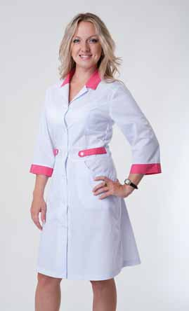 Жіночий медичний халат 2147