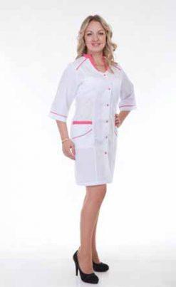 Жіночий медичний халат 2149