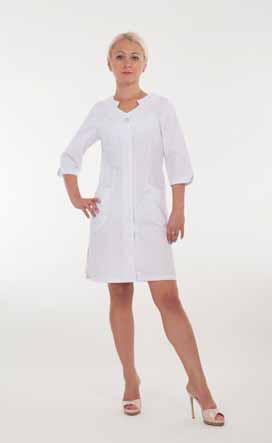 Жіночий медичний халат 2170