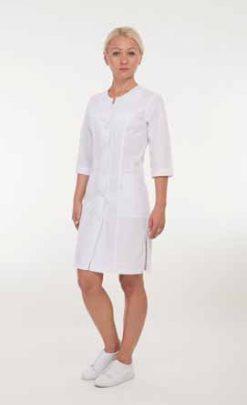 Жіночий медичний халат 2174