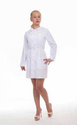 Жіночий медичний халат 2185