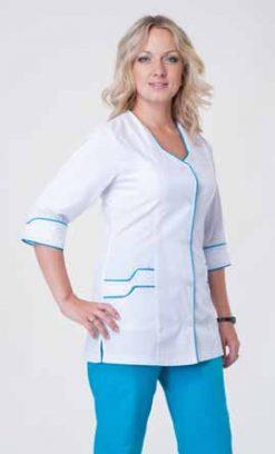 Жіночий медичний костюм 2204
