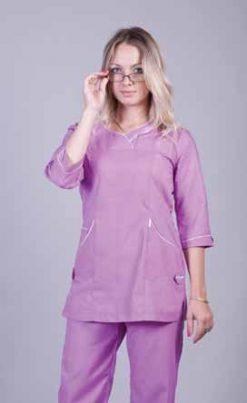 Жіночий медичний костюм 2217