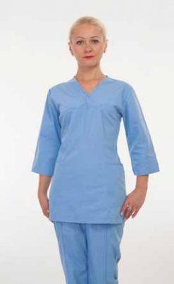 Жіночий медичний костюм 2219
