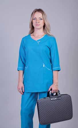 Жіночий медичний костюм 2226