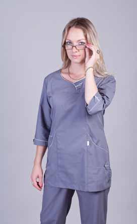 Жіночий медичний костюм 2228
