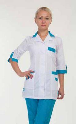 Жіночий медичний костюм 2229