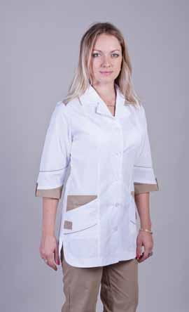 Жіночий медичний костюм 2231