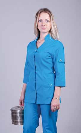 Жіночий медичний костюм 2232