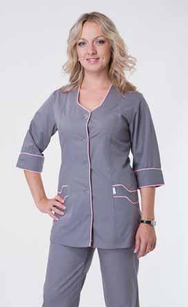 Жіночий медичний костюм 2233
