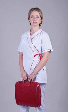 Жіночий медичний костюм 2237