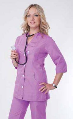 Жіночий медичний костюм 2243