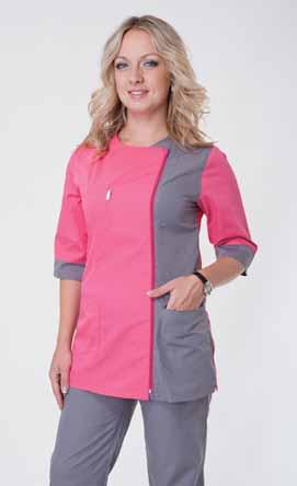 Жіночий медичний костюм 2249