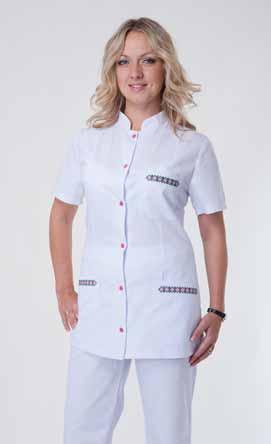 Жіночий медичний костюм 2253