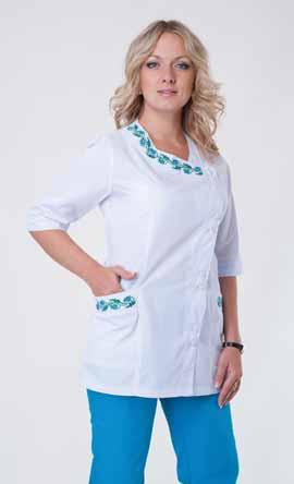 Жіночий медичний костюм 2255