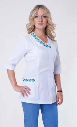 Жіночий медичний костюм 2256