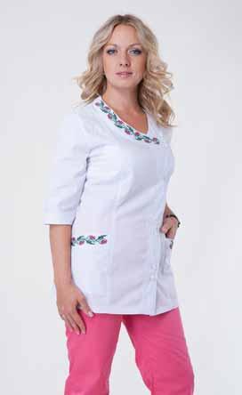 Жіночий медичний костюм 2257