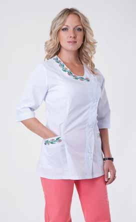 Жіночий медичний костюм 2258