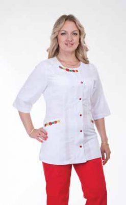 Жіночий медичний костюм 2259
