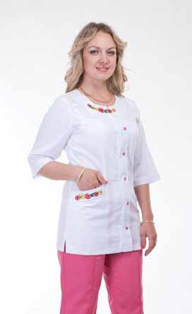 Жіночий медичний костюм 2260