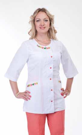 Жіночий медичний костюм 2261