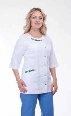 Жіночий медичний костюм 2262