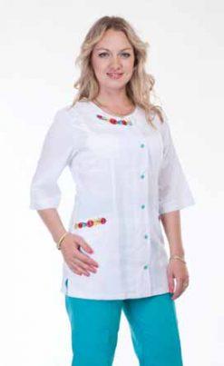 Жіночий медичний костюм 2263