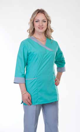 Жіночий медичний костюм 2269