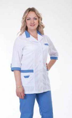 Жіночий медичний костюм 2272